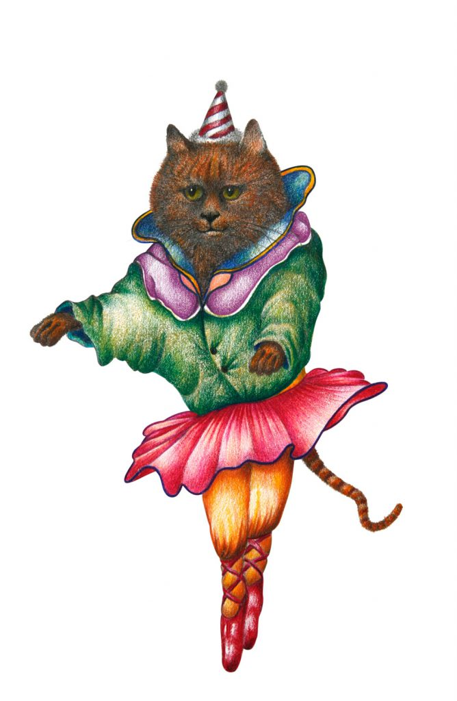Ballerina kat